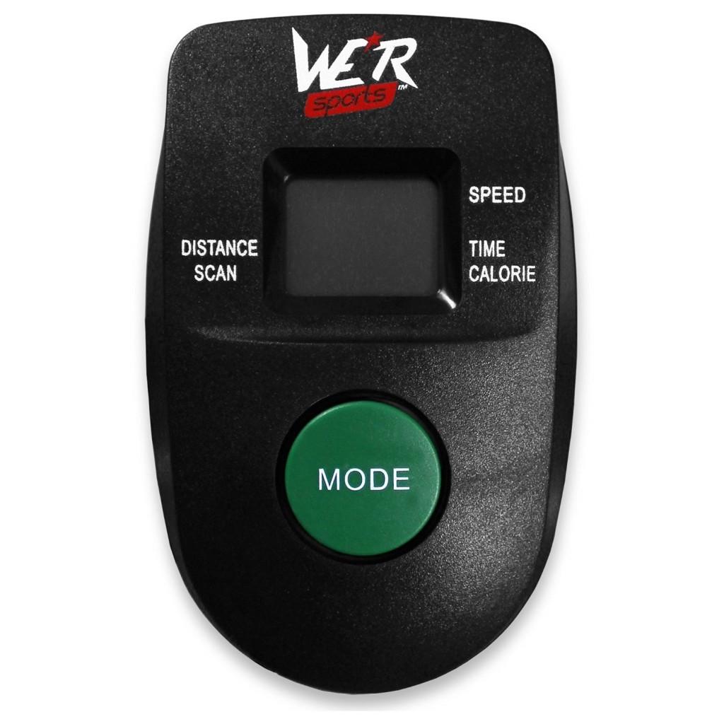 Nous avons test pour vous le v lo elliptique traverser de we r sports - Compteur velo elliptique ...