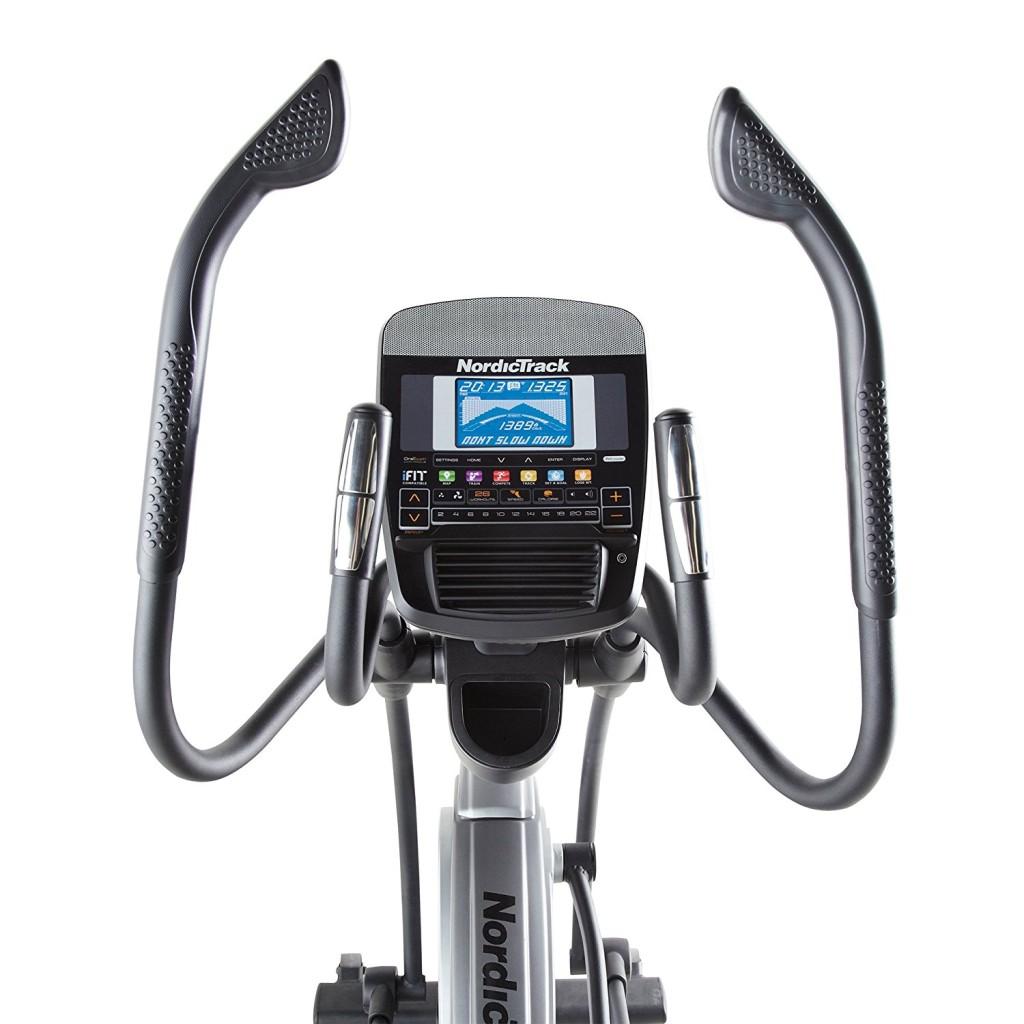 NordicTrack E9.5 vélo elliptique