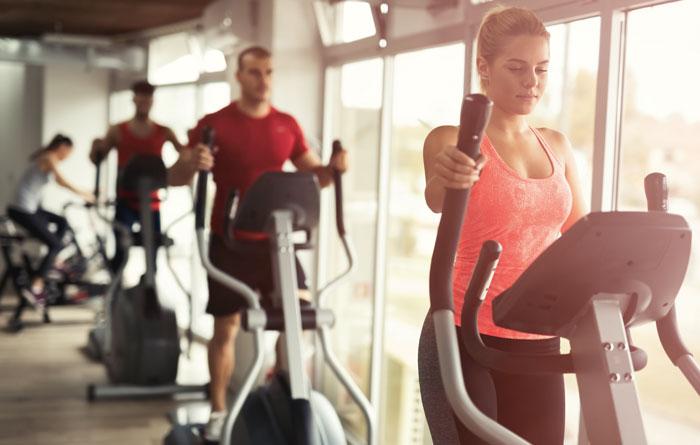 Assurez vous d'acheter un appareil de fitness comme un velo elliptique avec une taille adaptée à votre logement
